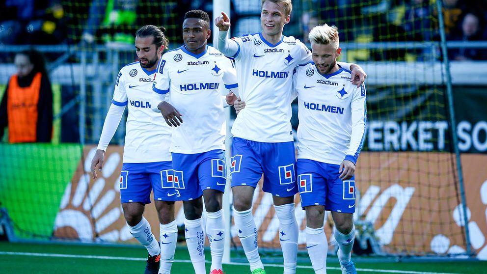 IFK Norrköping bröt en negativ trend när laget lyckades besegra Häcken på bortaplan.