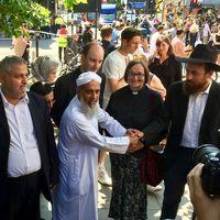 Religiösa ledare med olika trosinriktning träffas i London.