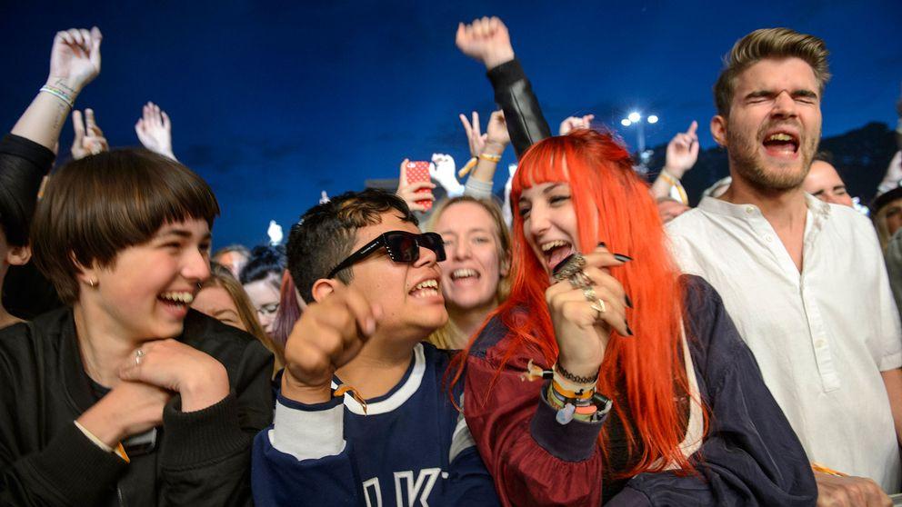 Popaganda är en av Sveriges mest jämställda festivaler, sett till artistbokningar. (Arkivbild: personerna på bilden har ingenting med artikeln att göra)