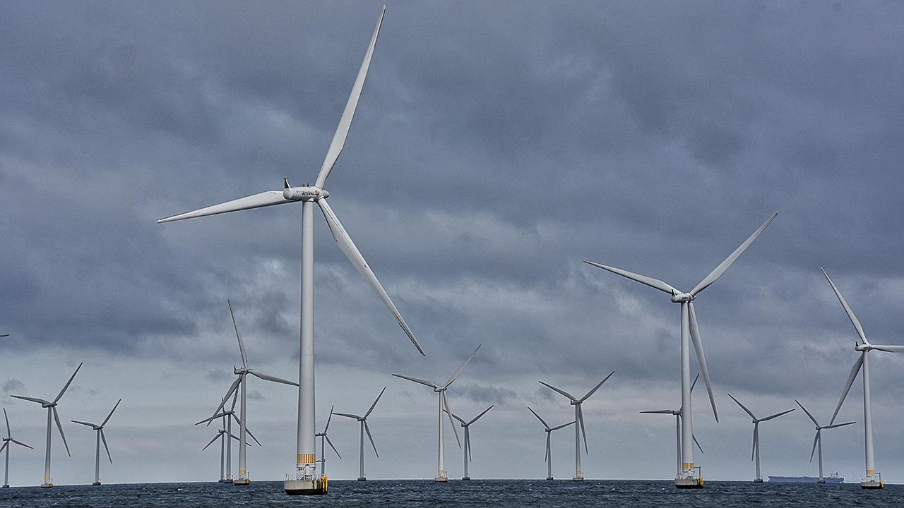 Vindkraftpark avvecklas