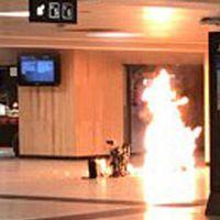 Explosion vid Bryssels centralstation