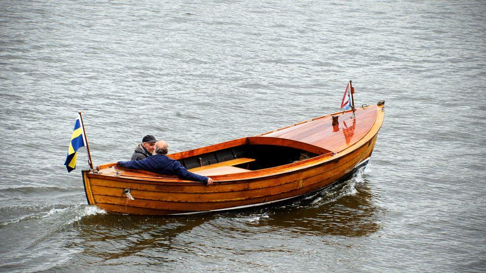 Två män i en båt- livskvalitet?