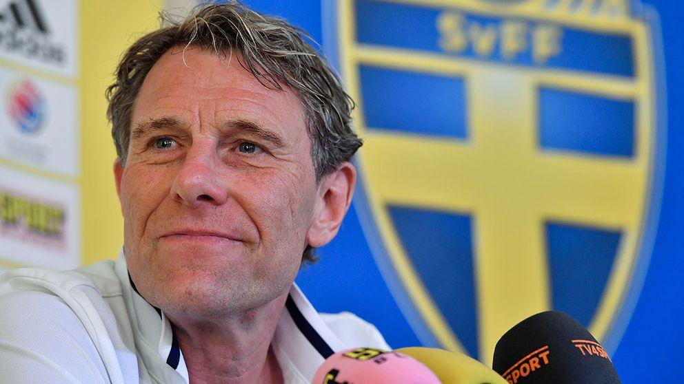 Håkan Ericson lämnar anställningen som förbundskapten för U21-landslaget efter sex år.