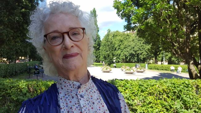 """Magdalena Ribbing: """"Trams att nia kunder"""""""