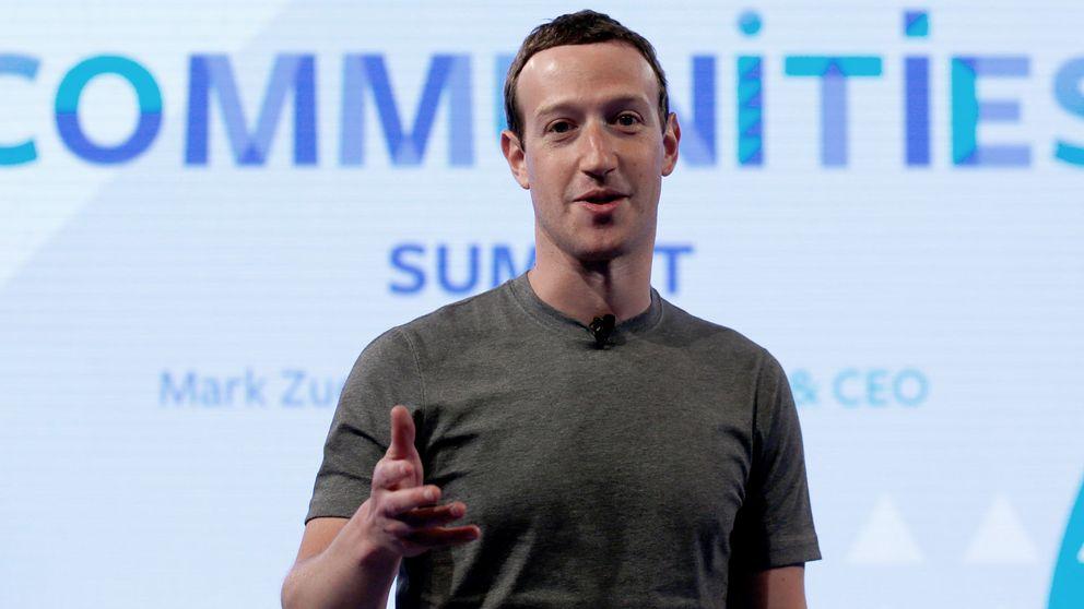 Facebooks grundare och VD Mark Zuckerberg