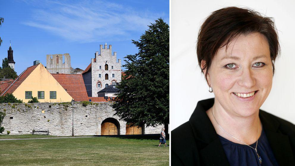 Stina Höök (M), regionråd, hoppas på att lyfta Norge som Sveriges viktigaste grannland under Almedalsveckan.