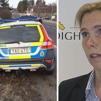 Karin Everitt och bild från stöde.