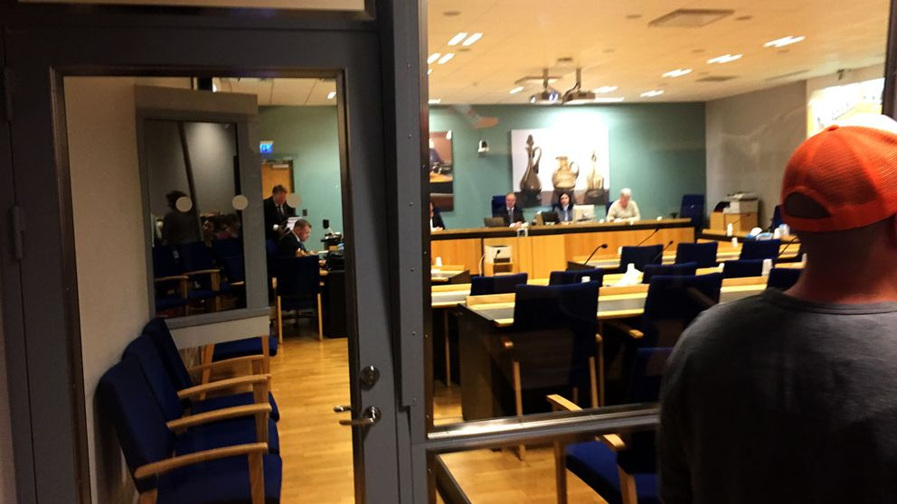 Under onsdagen startade rättegången mot de tre bombåtalade männen i Göteborg.