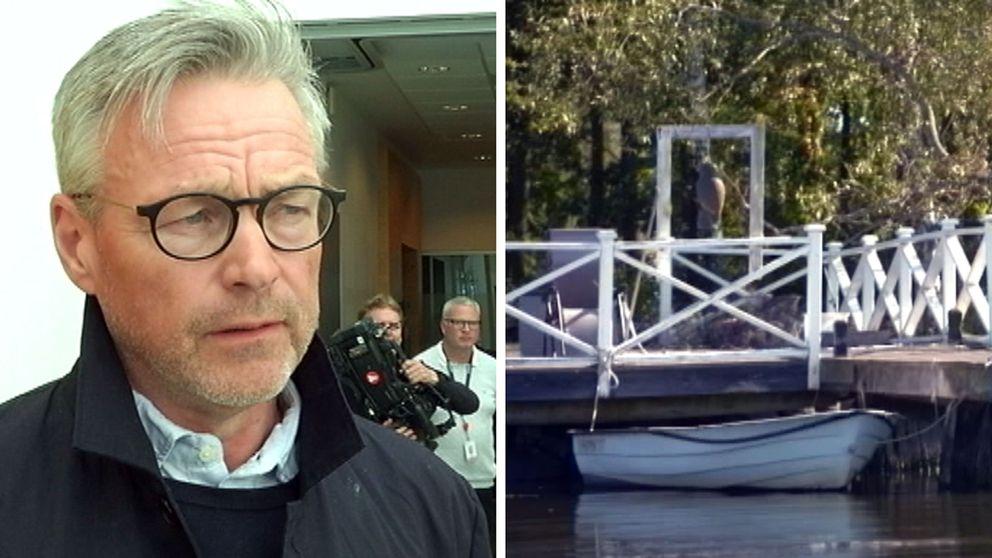 Anders Lindstrand, utredningschef på IF
