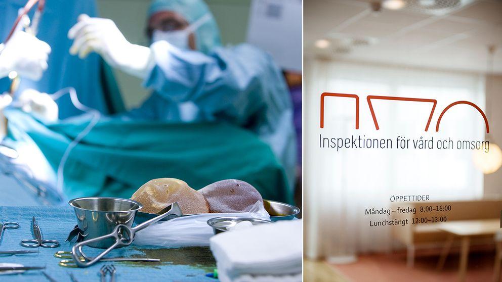 Fallen mot kirurgen utreddes inte ens, visar SVT Nyheters granskning.