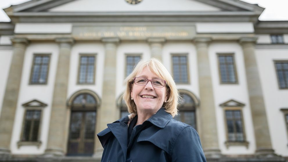 Irene Svenonius, finanslandstingsråd (M).