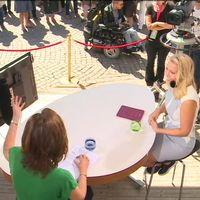 SVT:s USA-korrespondetn Carina Bergfeldt