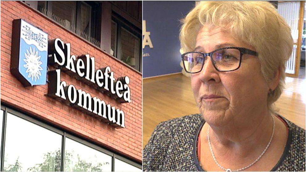 Skellefteå, Maria Marklund