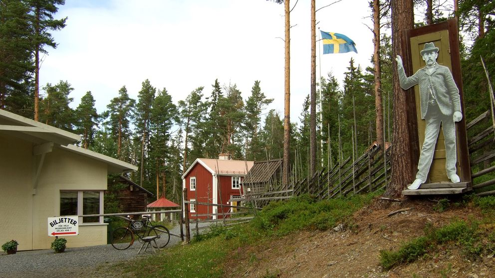 Mus-Olles museum i Jämtland