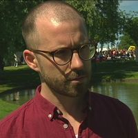 Daniel Poohl, Expo, intervjuas i Almedalen