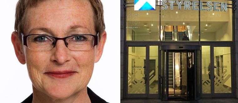 Maria Ågren avgick som generaldirektör för Transportstyrelsen i januari.