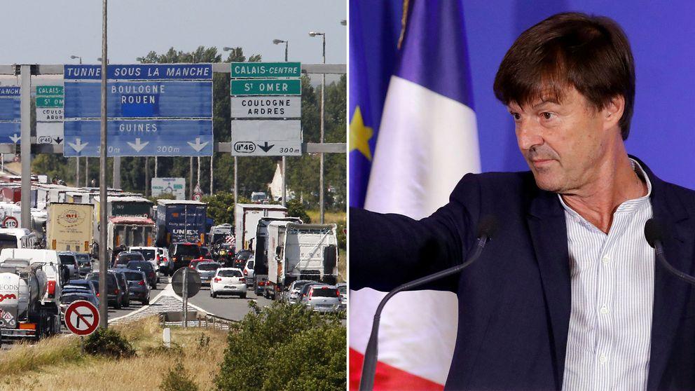 Nicolas Hulot pekar med hela handen när det kommer till Frankrikes nya miljömål.
