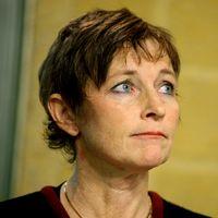 Arkivbild. Maria Ågren, före detta generaldirektör för Transportstyrelsen.
