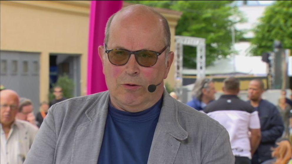 Tv-producenten Jan Scherman