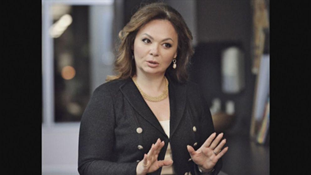 Den ryska stjärnadvokaten Natalia Veselnitskaja
