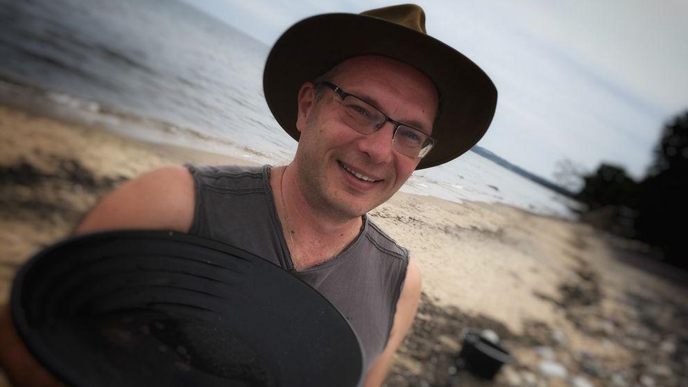 Guldgrävaren Lars-Olof Karlsson