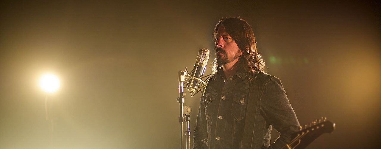 Dave Grohl i New York