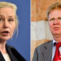 På tisdagen meddelade infrastrukturminister Anna Johansson (S) att Transportstyrelsens ordförande Rolf Annerberg valt att avgå.