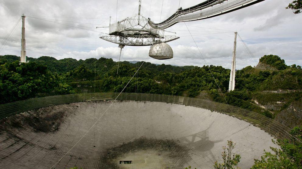 Arecibo-teleskopet