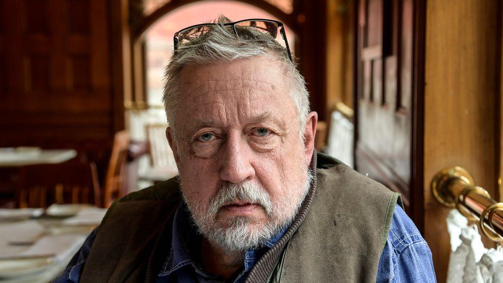 Kriminologen och författaren Leif GW Persson.