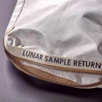 Nu auktioneras väskan som varit på månen ut.