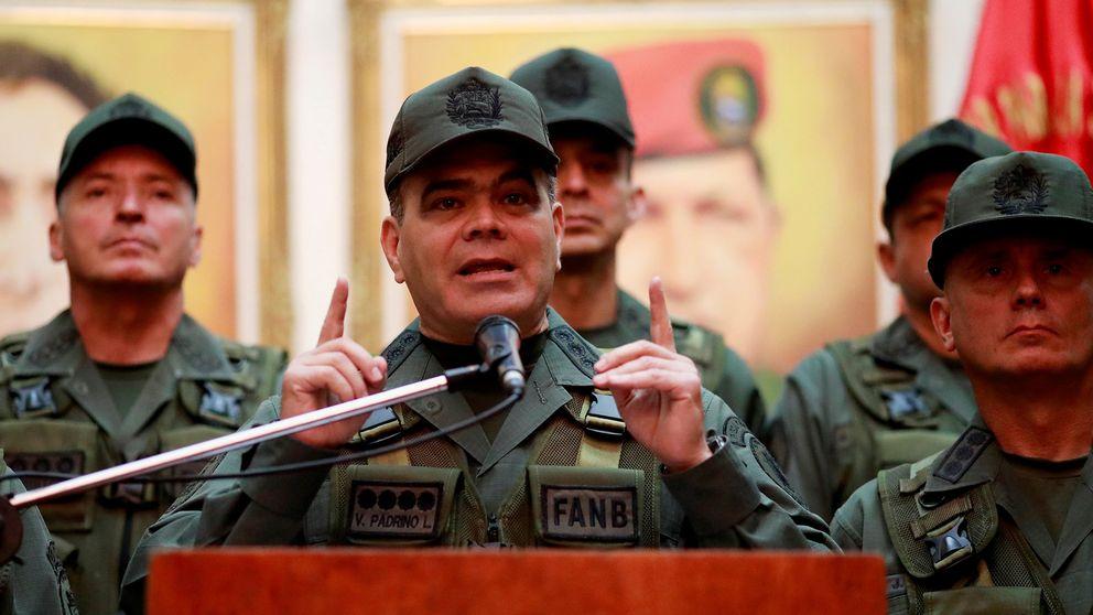 Försvarsminister Vladimir Padrino López uppger att militären kommer att skydda valprocessen för att ta fram en konstituerande församling.