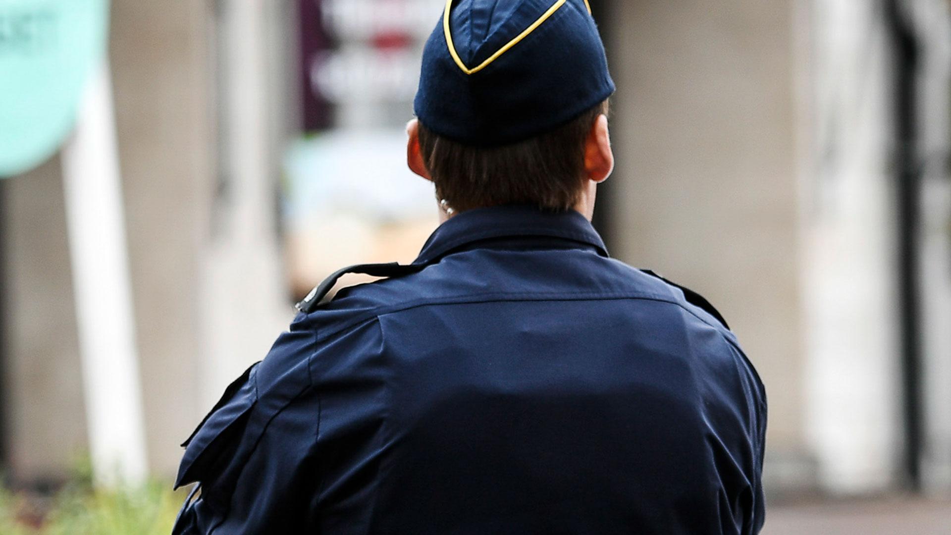 Pop polisen har inget att gora
