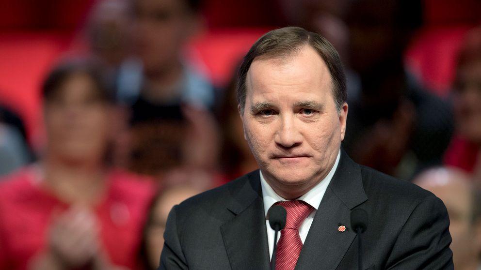 Stadsminister Stefan Löfven (S).