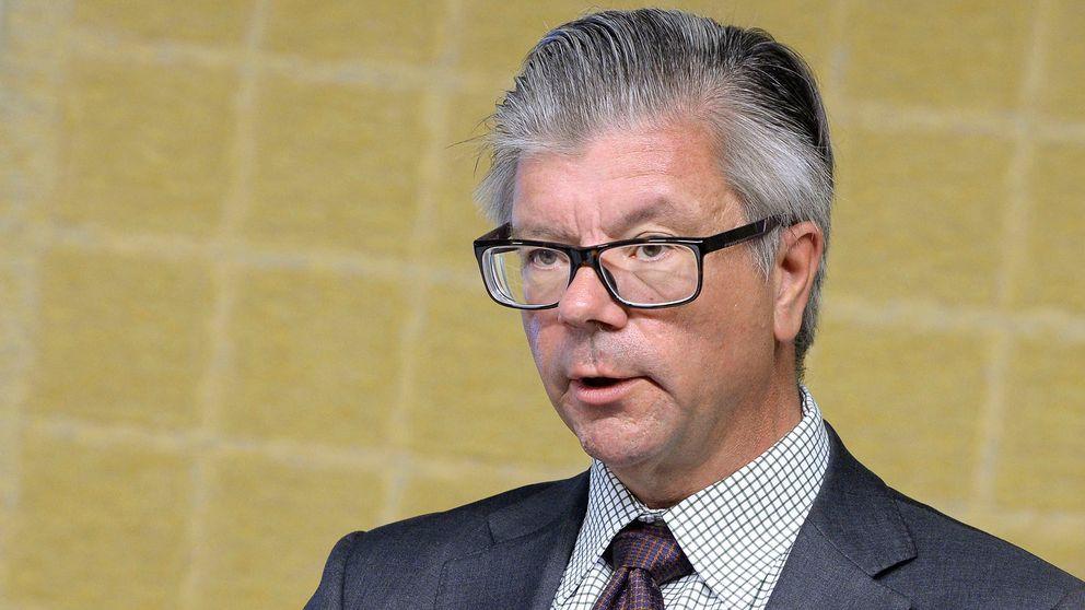 Moderaternas försvarspolitiske talesperson Hans Wallmark.