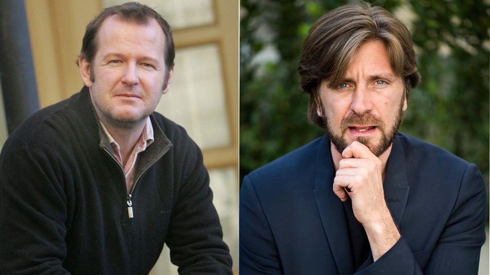 Björn Runge och Ruben Östlund.