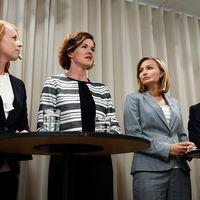 Alliansen väcker misstroendeförklaring mot tre S-ministrar