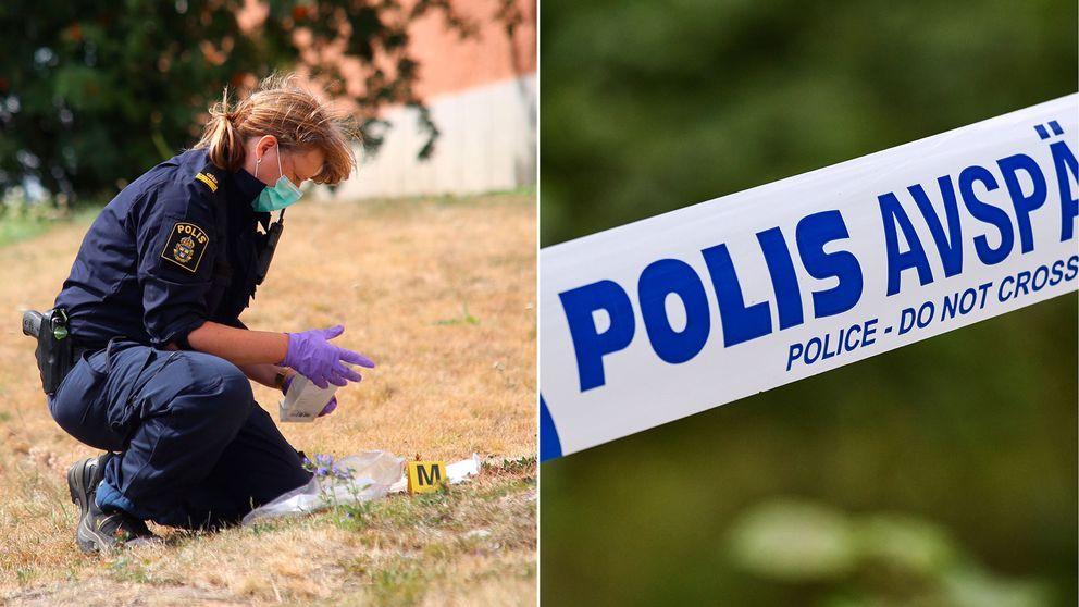 Sex unga anhallna for mordforsok