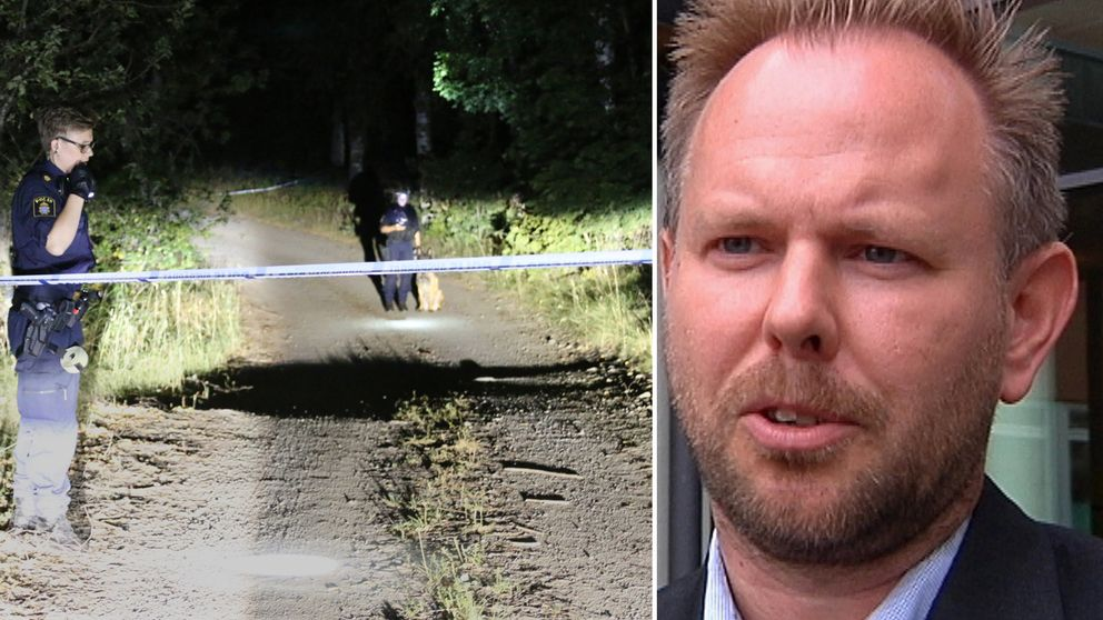 Kvinna påträffad avliden öster om Enköping
