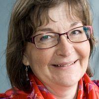 Marie Enoksson, kommunikatör på Sametinget.
