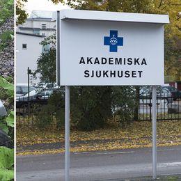 Flera barn skadades efter olyckan utanför Tierp förra veckan.