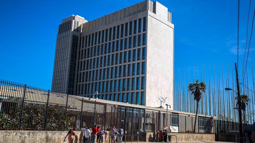 USA:s ambassad i Havanna.