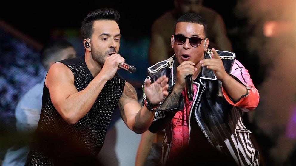 Luis Fonsi och Daddy Yankee.