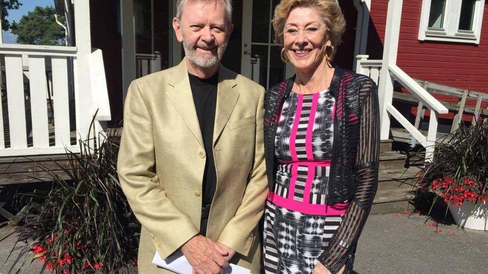 Katarina och Ingvar Backhamre flyttade till USA för 36 år sedan, nu vill de ge tillbaka till Karlshamn.