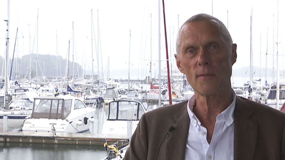 Arkitekten Björn Malmström är hjärnan bakom Karlskronas kontroversiella byggnader.