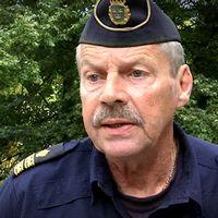 Polisens presstalesperson Lars Byström.