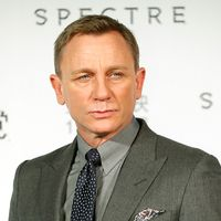 Daniel Craig är klar för sin femte film som James Bond.