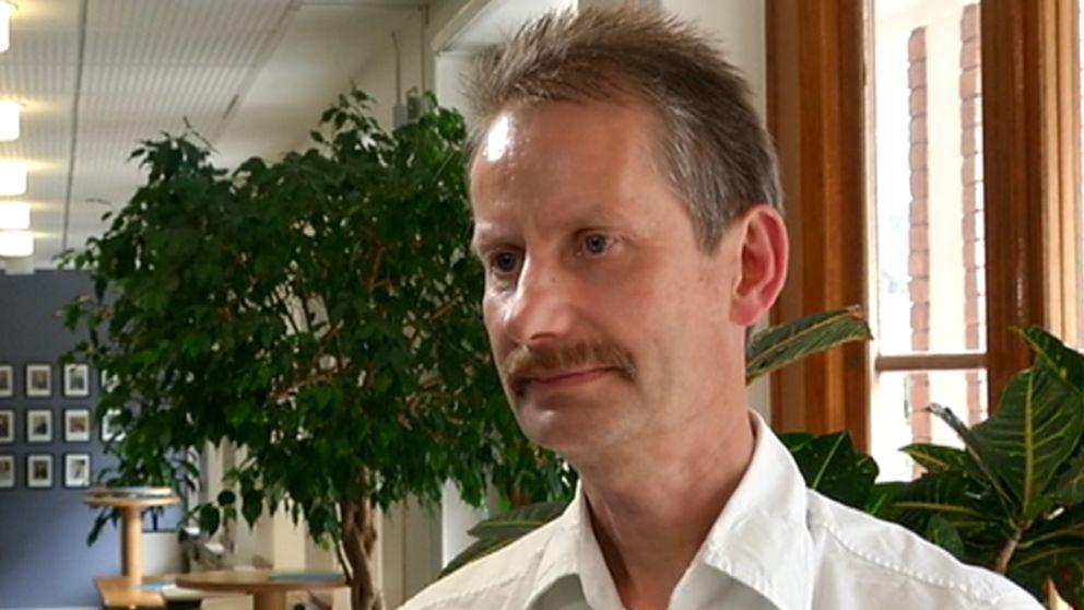 Socialstyrelsens jurist Anders Alexandersson