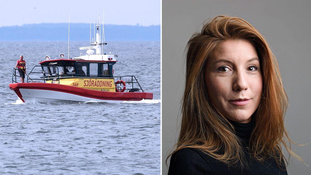 Den svenska journalisten Kim Wall som senast sågs på en ubåt i torsdags är fortfarande försvunnen.