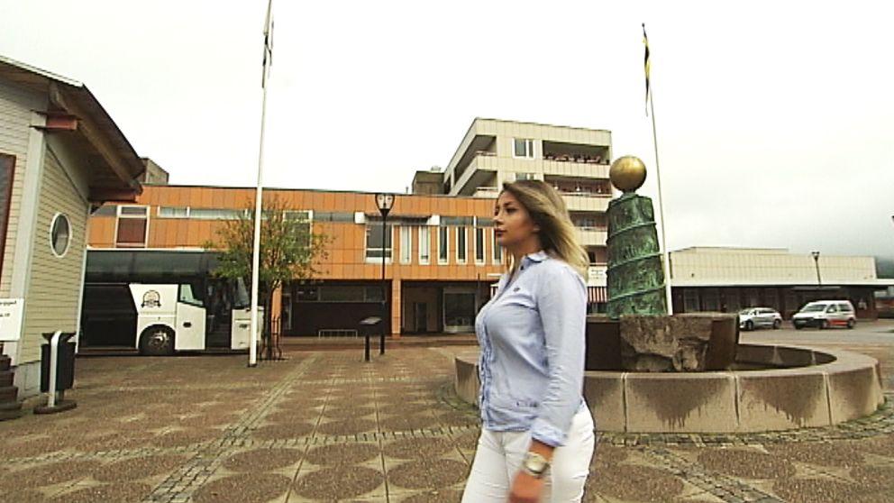 Noor Aljazi kom till Sverige 2011 för sex år sedan