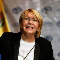 Venezuelas statsåklagare Luisa Ortega Díaz. Arkivbild.